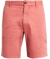 Faherty Slim-fit cotton-blend chino shorts