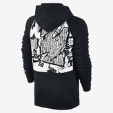 Nike SB Icon Ripped Pullover Men's Hoodie