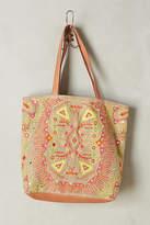 Antik Batik Hudson Cabas Tote Bag