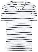 Etoile Isabel Marant Isabel Marant, Étoile Andreia linen and cotton T-shirt