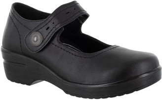 Easy Street Shoes Easy Works by Slip-Resistant Mary Janes - Letsee