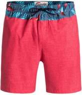 Quiksilver Men's Inlay 17 Swim Short