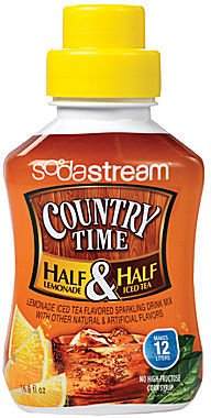 Sodastream Country Time Half & Half Flavored Drink Mix