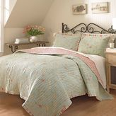 Waverly Garden Glitz Reversible Quilt