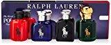 Polo Ralph Lauren Variety 4 Piece Mini Gift Set