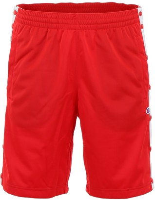 Champion Shorts With Side Buttons