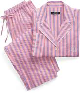 Ralph Lauren Cotton-Blend Pajama Set
