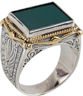 Konstantino 18K & Silver Gemstone Ring