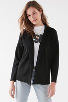 Urban Outfitters Jersey Knit Blazer