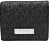 MICHAEL Michael Kors Signature Jet Set Item Carryall Card Case