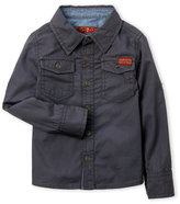 7 For All Mankind Toddler Boys) Two-Pocket Shirt