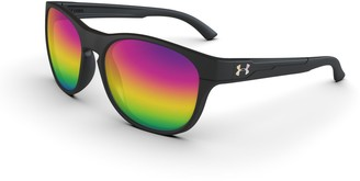 Under Armour Unisex UA Pride Glimpse RL Mirror Sunglasses