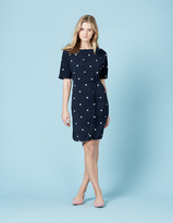 Boden Chic Belted Dress