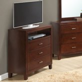 Darby Home Co Acres 3 Drawer Media Chest