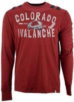 '47 Men's Long-Sleeve Colorado Avalanche Bruiser T-Shirt