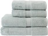 Christy Plush Towel - Duck Egg - Bath Towel