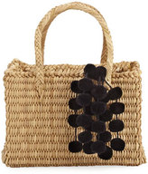 Nannacay - Cotio Baby Maldives Raffia Tote Bag
