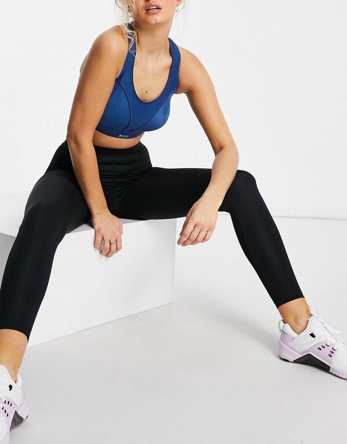 Thumbnail for your product : Shock Absorber Ultimate Run extreme high support sports bra in navy