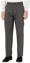 Dockers Relaxed Fit Signature Khaki Lux Cotton Stretch Pants D4 (Steelhead) Men's Casual Pants