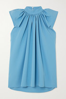 Victoria Victoria Beckham Victoria, Victoria Beckham Gathered Cady Top