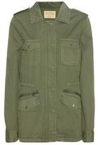 Velvet Ruby Cotton Jacket
