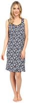 Eileen West Short Nightgown Sleeveless