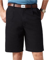 Dockers Big and Tall D3 Double Pleat Shorts