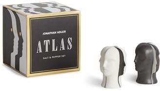 Jonathan Adler Atlas Salt & Pepper Set