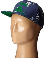 Poler LD Trees Snapback Hat