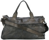 Numero 10 slouchy holdall - men - Leather - One Size