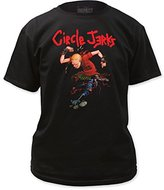 Impact Men's Circle Jerks Skank Man T-Shirt