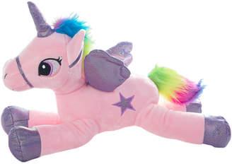 Yuka Magic Sparkle Pink Chrome Unicorn Plushy