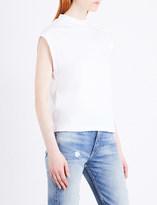 Cheap Monday Arch-logo cotton-blend T-shirt