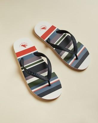 Ted Baker SEEZOS Branded flip flops