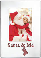 Lenox Countdown Til Christmas Santa & Me Frame
