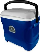 Bed Bath & Beyond Igloo® Contour 30-Quart Cooler in Blue/Grey/Black