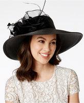 August Hats Iris Romantic Profile Hat