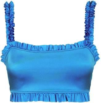 Lula Kamba Ruffle Bikini Top