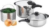 Fagor Innova 5-Pc. Pressure Cooker Set
