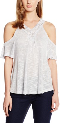 New Look Women's V-Trim Gypsy Top
