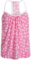 Hatley Little Blue House by Bears Tank Top (For Big Girls)