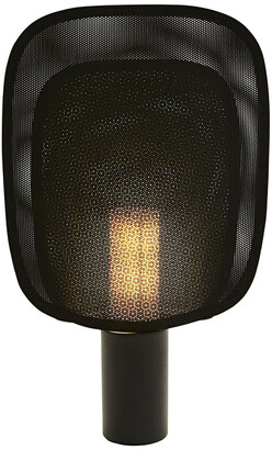 Horgans Axel Table Lamp Black Small