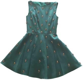 Jenny Packham Green Dress for Women