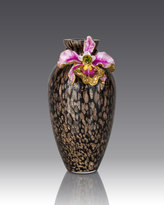 Jay Strongwater Mini Orchid Vase