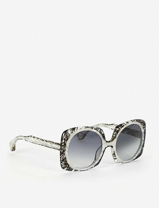 Blake Kuwahara Botta acetate sunglasses