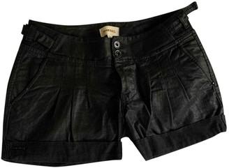 Diesel Black Gold Black Denim - Jeans Trousers for Women