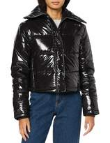 Puffa Find. find. Women's Jacket in High-Shine