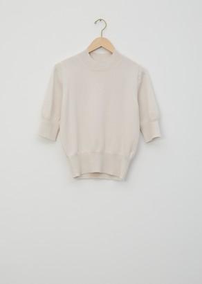 Margaret Howell Crop Sleeve Sweatshirt Knit