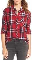 Rails Women's Hunter Plaid Shirt