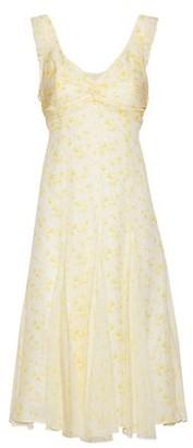 Cinq à Sept Knee-length dress